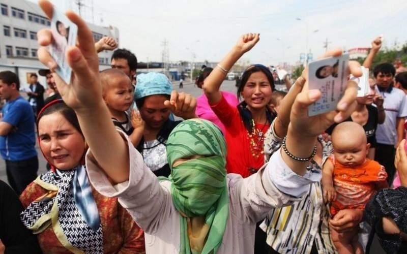 چین اطلاعات جمعیتی مسلمانان را حذف کرد