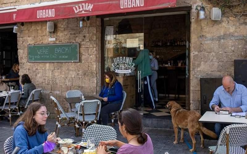 لغو قانون ماسک زدن در فضای باز اسرائیل