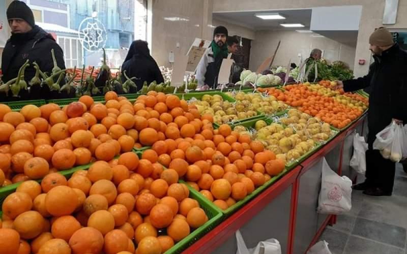 خطر فساد حجم زیادی پرتقال و سیب در انبارها