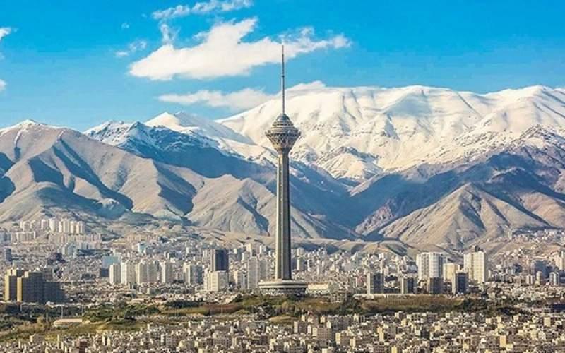 تعداد روزهای پاک تهران از ابتدای سال 1400
