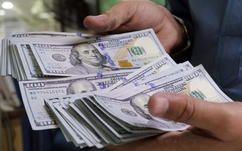 قیمت دلار ۲۵ هزار و ۷۰ تومان شد/جدول