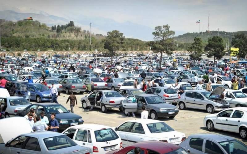 بلاتکلیفی معاملات در بازار خودرو