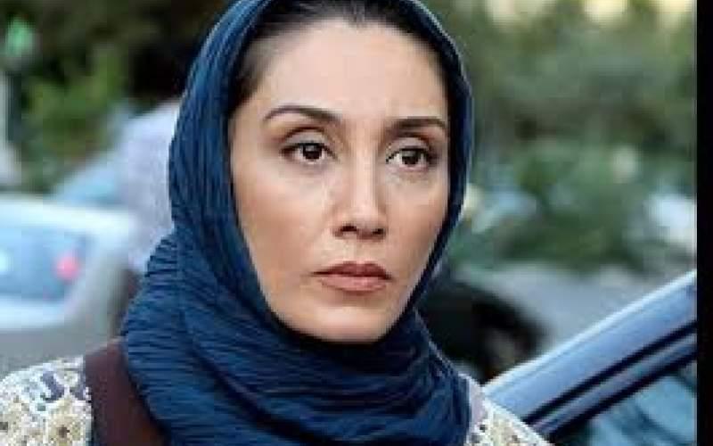 تصویر سانسورشده هدیه تهرانی در همگناه