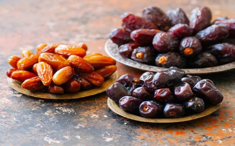 قیمت انواع خرما در میادین میوه و تره بار