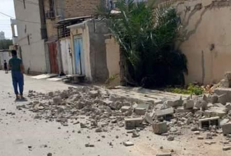 افزایش مصدومان زلزله در بندر گناوه