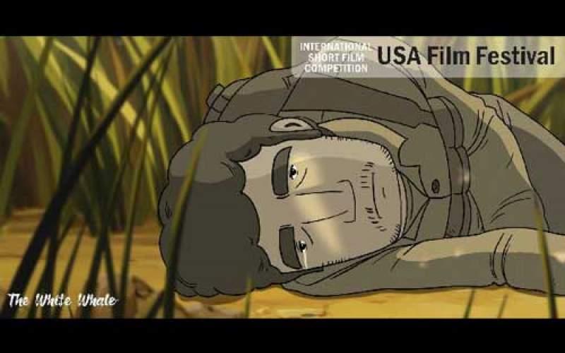نامزدی نهنگ سفید در جشنواره فیلم آمریکا