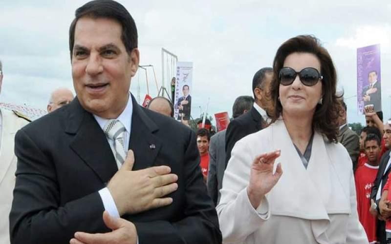 صدور حکم حبس برای همسر و دختر بن علی