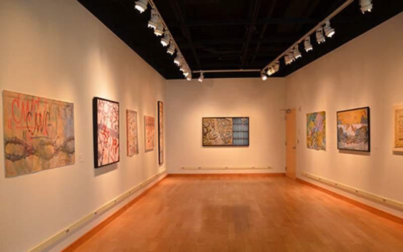 نمایشگاهی از هنر خاورمیانه در فرانسه