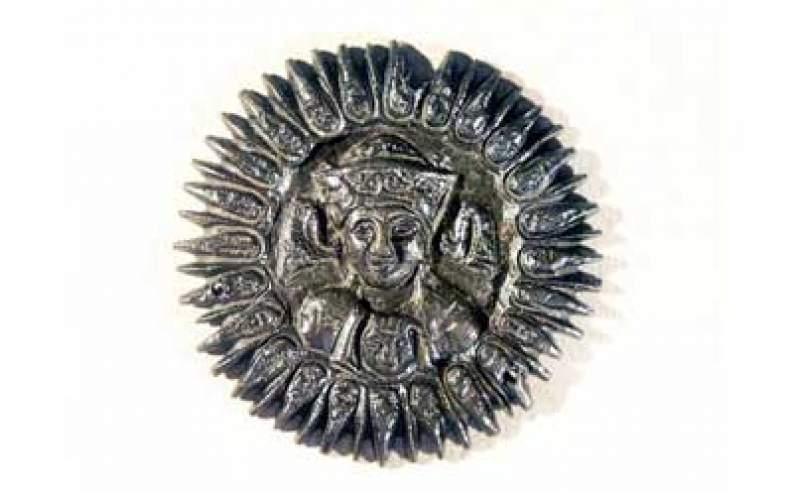 کشف مدال اسرارآمیز ساسانیان در اسپانیا