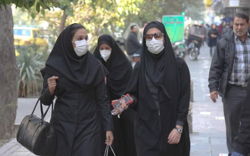 کاهش کیفیت هوای تهران طی امروز