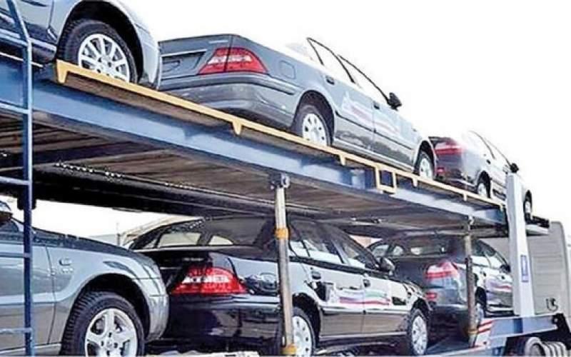 فروش ارزان خودروهای ایرانی در کشورهای عربی