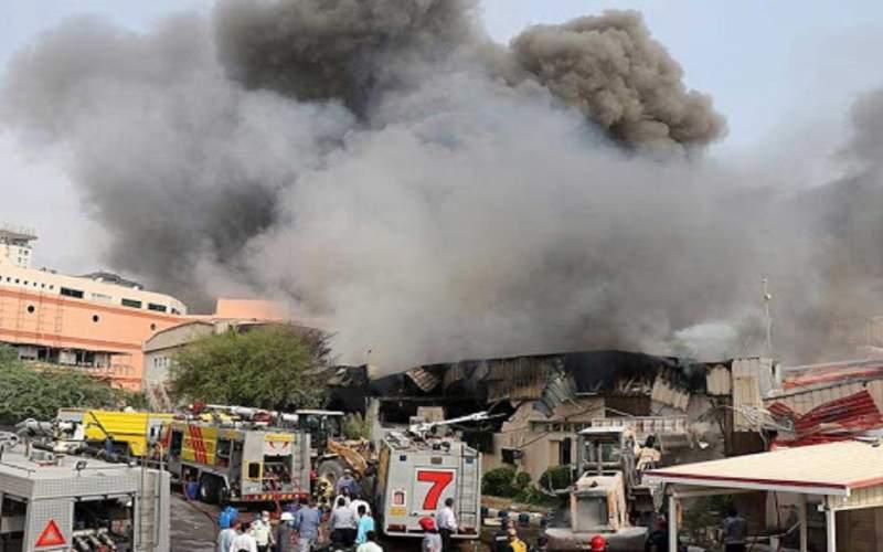 آتش سوزی در پردیس جان ۶ نفر را گرفت