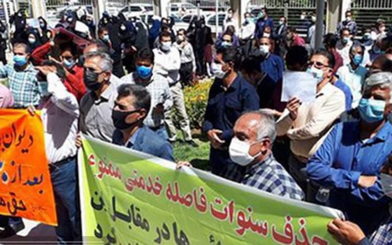 نارضایتی معلمان از رای اخیر دیوان عدالت