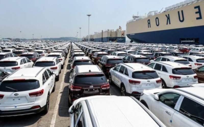 آزادسازی واردات خودرو در دولت سیزدهم