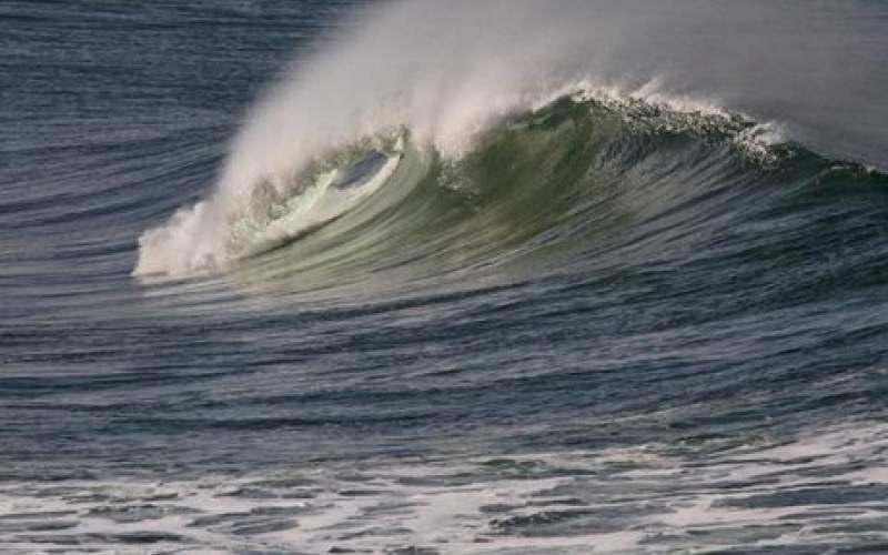 افزایش ارتفاع موج تا ۱.۵ متر در دریای خزر