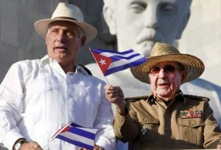 انتخاب جانشین برادران كاسترو در كوبا