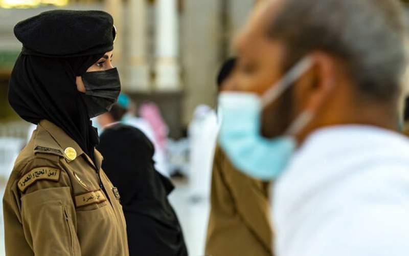 بازتاب حضور افسر زن حراست مسجد الحرام