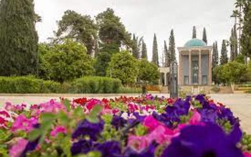 بزرگداشت سعدی در فضای مجازی