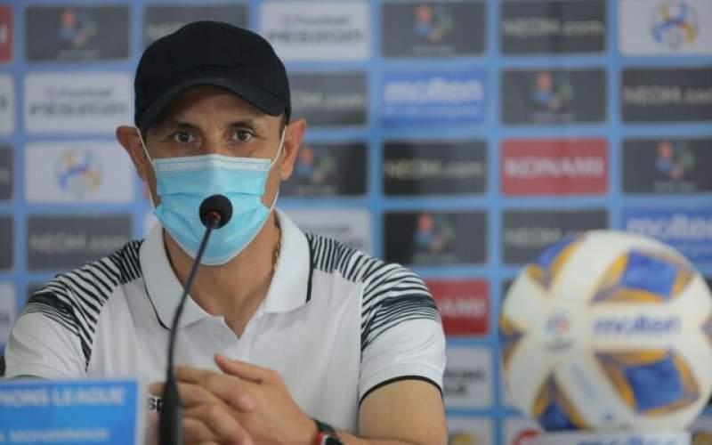 گلمحمدی: گوا تیمی منسجم بود