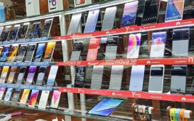 ریزش قیمتها در بازار موبایل شدت گرفت