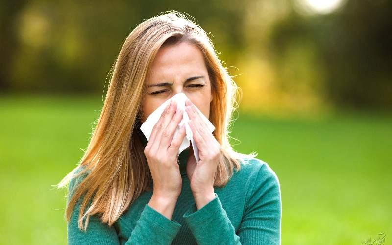 علائم مشترک آلرژی فصلی و  ویروس کرونا
