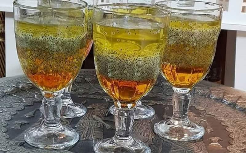 ۱۰نوشیدنی برای رفع تشنگی و کمبود آب بدن