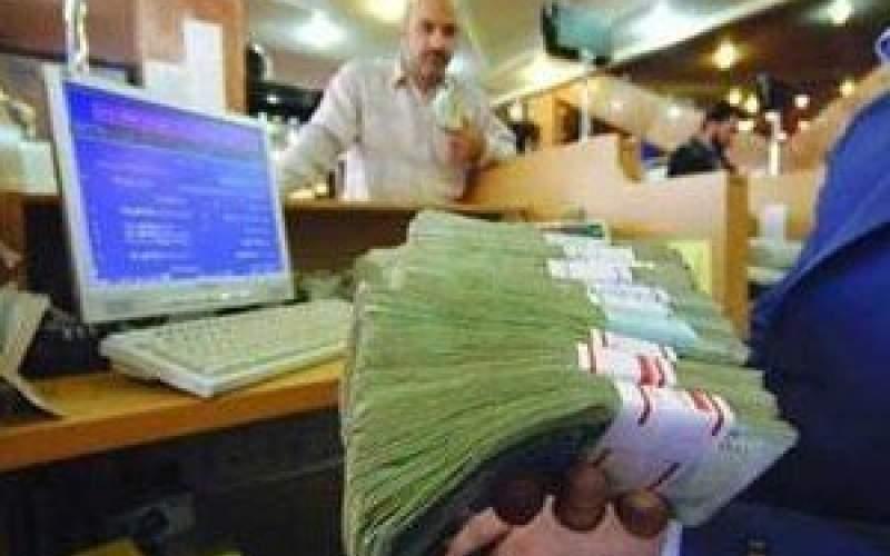 مبلغ سپرده و  تسهیلات بانکی زیاد شد