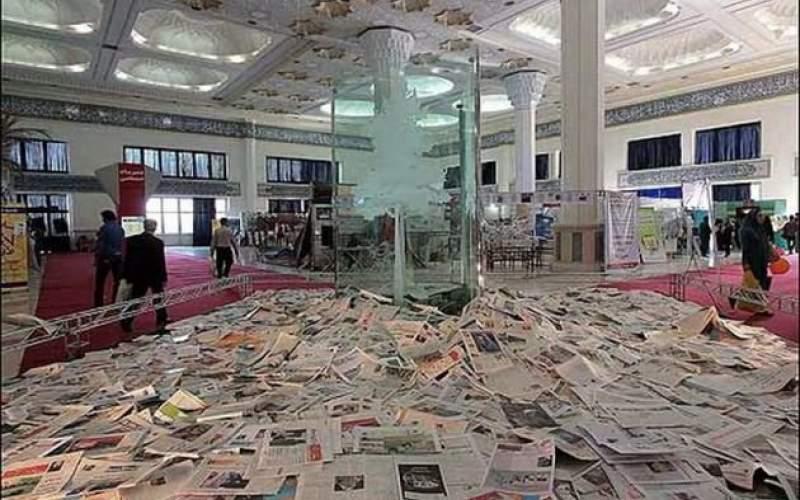 بحران کاغذ بار دیگر به جان مطبوعات افتاد