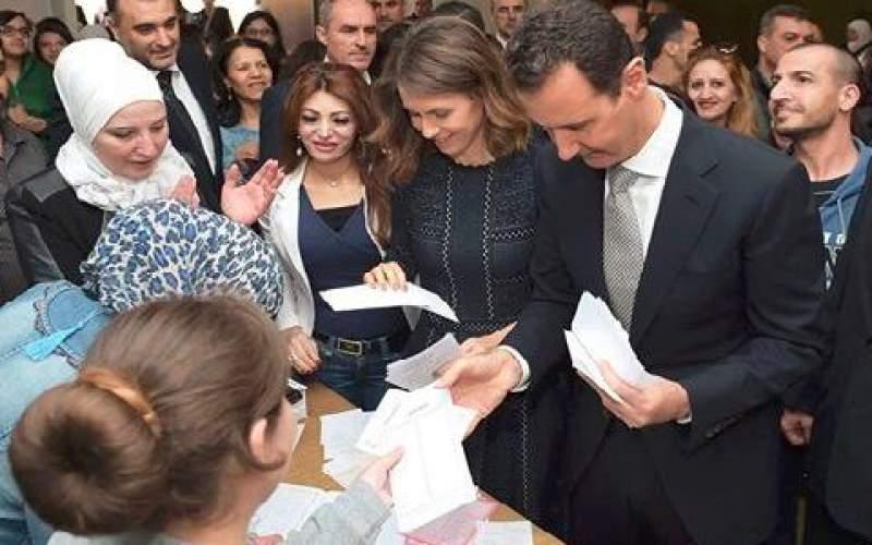 بشار الاسد پس از ۲۱ سال ریاستجمهوری مجددا اعلام نامزدی کرد