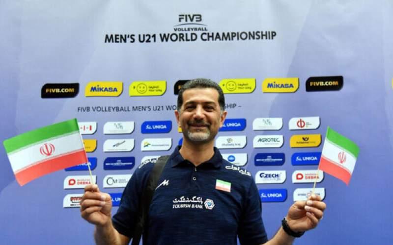 ماموریت جدید بهروز عطایی در تیم ملی والیبال