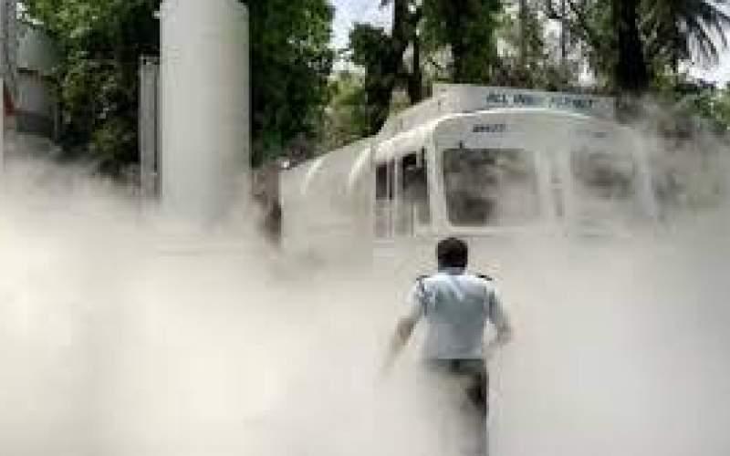فوت ۲۲ بیمار هندی به خاطر کمبود اکسیژن