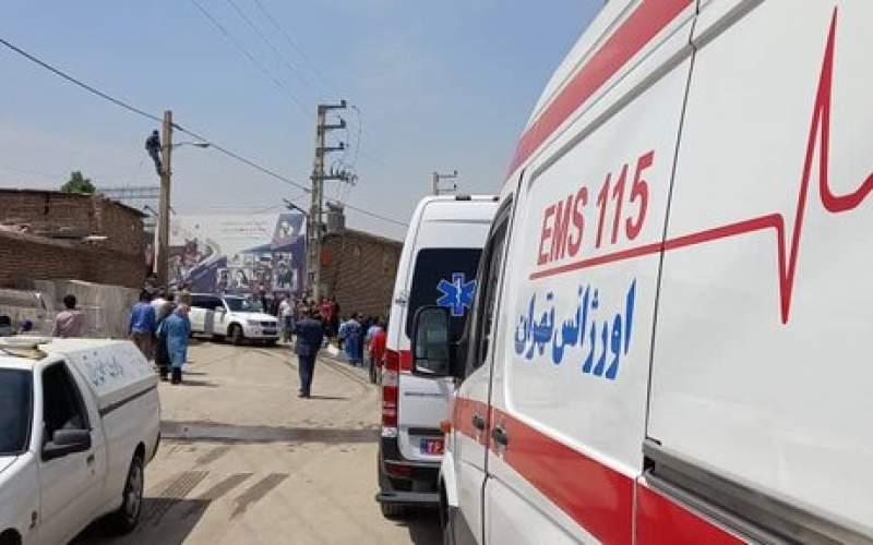 کمبود ۵٠ درصدی نیرو در اورژانس تهران