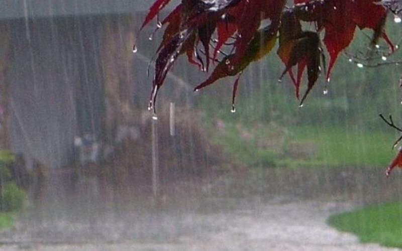 رگبار باران در بیش از ۱۵ استان کشور