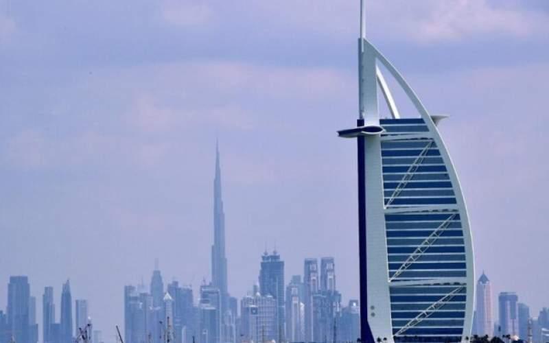 بیست و سومین تورم متوالی منفی امارات