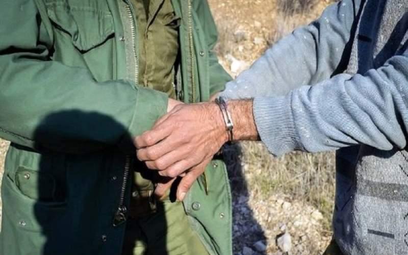 دستگیری ۱۳شکارچی متخلف در اصفهان