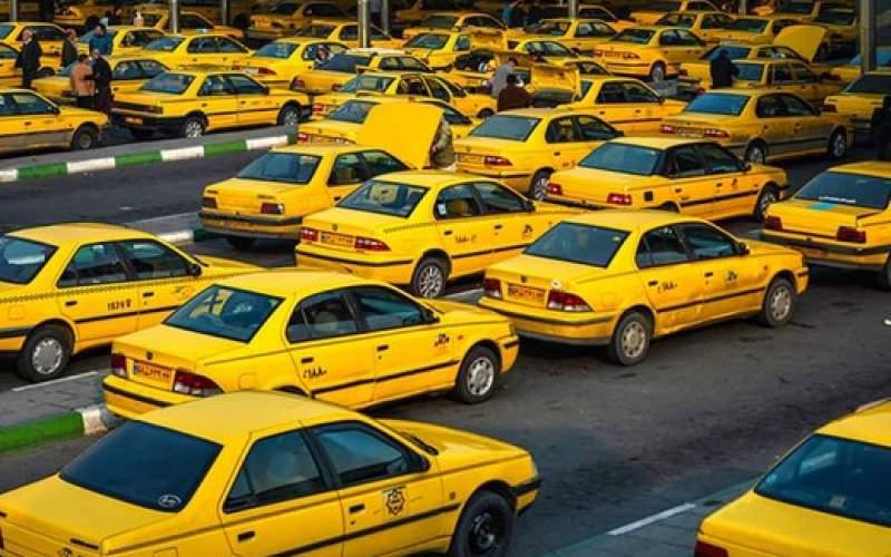 ۹۵ درصد از تاکسیهای شهری دوگانه سوز هستند