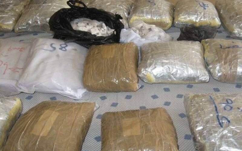 کشف بیش از ۲۱کیلو گرم مواد مخدر در کبودراهنگ