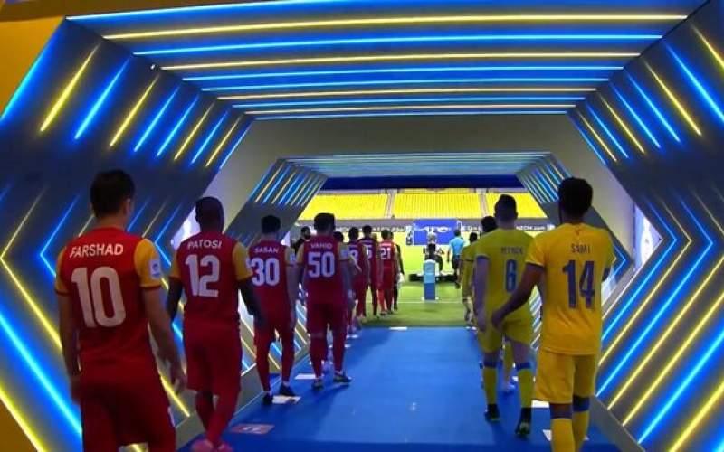 AFC اعتراض النصر علیه فولاد را رد کرد