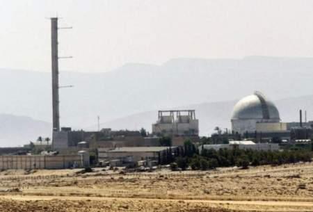 حملهٔ موشکی به نزدیکی نیروگاه اتمی اسرائیل