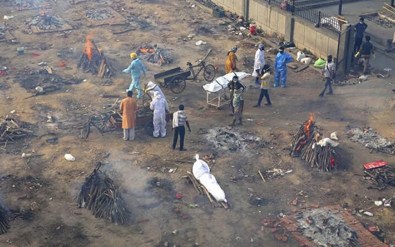 شرایط ویروس کرونا در هند فوق بحرانی است