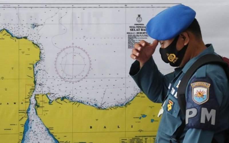 تشدید عملیات جستجوی زیردریایی اندونزی