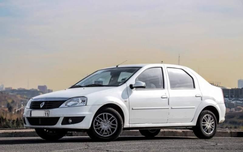قیمت انواع خودرو رنو در بازار چقدر است؟