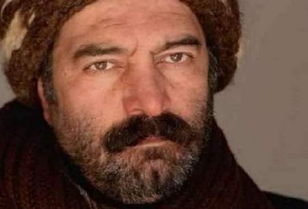 چهره یخزده مجید صالحی در «برف آخر»/عکس