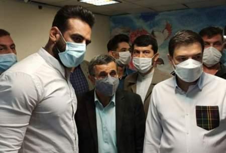 احمدینژاد :توافق با چین به نفع ملت نیست