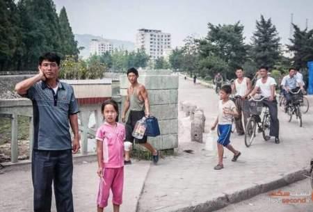 وحشت از قحطی در کره شمالی