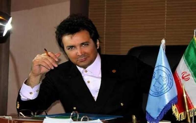 تعلیق حسام نواب صفوی از وکالت