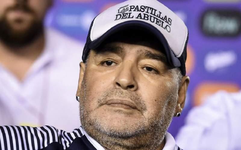 ماجرای قصور پزشکان در فوت مارادونا