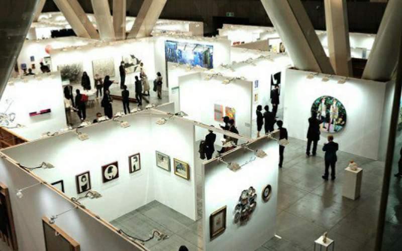 نمایشگاه جهانی هنر ژاپن ۲۰۲۱ برگزار شد
