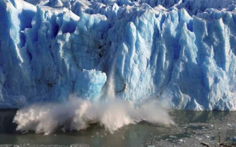 یخچالها با سرعتی فزاینده در حال آب شدن