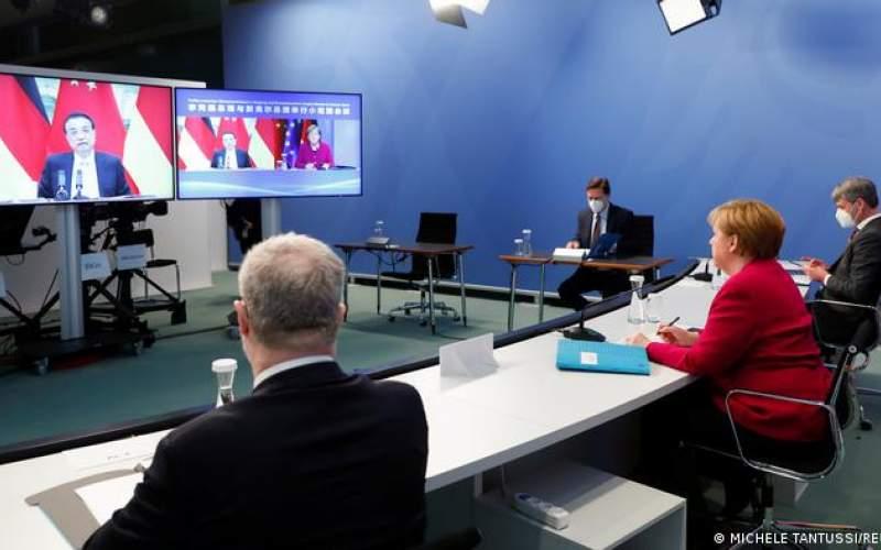 رایزنی  آلمان و چین بر سر حقوق بشر